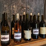 Wines of Darby Winery.