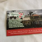Foto de Restaurante O Tapassol Terrace