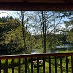 View from Lake House porch