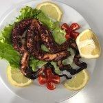 Fish restaurant Ladi Foto