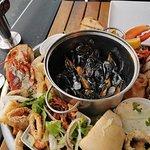 Bilde fra Instow Barton restaurant