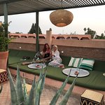 Foto de El Fenn Cocktail Bar & Restaurant