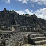 A visit to the Mayan ruins!