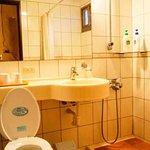現代化衛浴舒適乾淨
