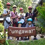 What a wonderful experience together with my children Aily & Eushenn and hubby had a fantastic experience at Umgawa.  An absolute must do activity at Langkawi! Highly professional team! Safety first! Excellent guides, amazing nature! Even when you are afraid of heights a breathtaking fantastic experience!   Highly recommended.👍🏻👍🏻