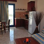 Apartment 1 bedroom with Sea View