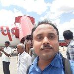 Me at Bengaluru Airport