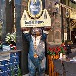 Gaffel Haus Buddy Bear