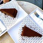 Landeau chocolate照片