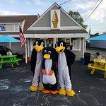Zdjęcie Penguins Ice Cream Igloo