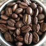Our delicious organic, fair trade and rainforest alliance certified coffee
