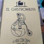 صورة فوتوغرافية لـ El Gastronauta