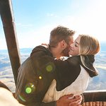 Whether you're looking for a unique engagement idea or simply want something romantic to do that will be an unforgettable experience for both you and your loved one, consider a hot air balloon ride.