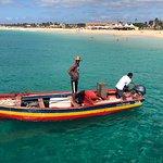 Fisherman in Santa Maria