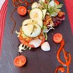 Bilde fra Zaika Fusion Art Restaurante