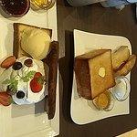 ภาพถ่ายของ Honey Toast Cafe Akihabara