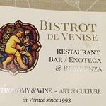 صورة فوتوغرافية لـ Bistrot de Venise