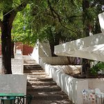 la terrasse du café ingles