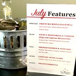 July Features