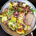 Valokuva: Pupu - Salaattia Tositarkoituksella