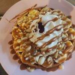 ภาพถ่ายของ Wicked Waffles