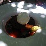 La fraîcheur en dessert