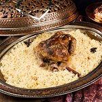 SAFRON RICE WITH GRILLED CHICKEN