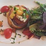 """Foto di Restaurant EAT """"Estaminet, Arômes et Tentations"""""""