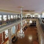 Museum der Geschichte Rigas Den Saal kann man zu Veranstaltungen mieten