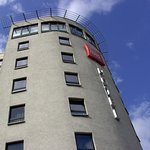 Ibis-Hotel  in Wuppertal.