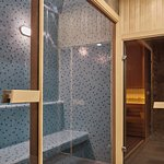 Istanbul Airport Steam Room