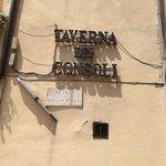"""Foto di Ristorante """"Taverna dei Consoli"""""""