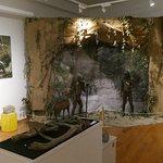 Neanderthal display
