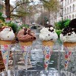 Bilde fra Justin's Ice Cream