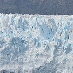Up close to the Margerie Glacier