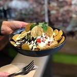 Featured: Plant Based Nachos  The perfect summers meal.