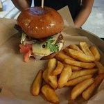 Φωτογραφία: Tarantino Sandwiches & Fries