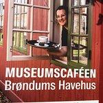 Bilde fra Museumcaféen Brøndums Havehus (Skagens Museum)