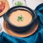 Rice porridge with pork ribs <3