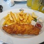 Bilde fra Poppies Fish & Chips