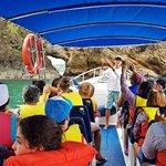 Algunas de las fotos de nuestro tour en Isla Tortuga