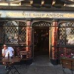 Ship Anson照片