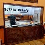 Churrascaria Bufalo Branco Foto