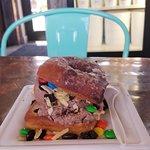 IceCcream Burger for Burger Week 2019