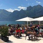 view on lake Garda_terrace