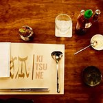 Kitsune صورة فوتوغرافية