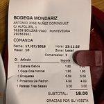 Photo of Bodega Mondariz