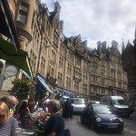 Bilde fra La Locanda Italian Edinburgh