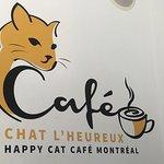 Cafe Chat l'Heureux照片