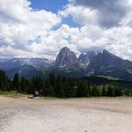 ภาพถ่ายของ Ristorante Mont Seuc Di Pitscheider Alexander